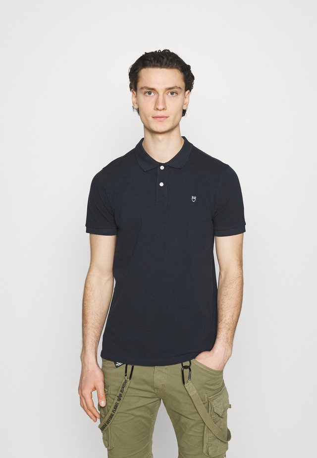 ROWAN BASIC - Poloshirts - total eclipse