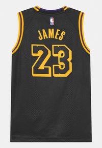 Nike Performance - NBA LA LAKERS LEBRON JAMES BLACK MAMBA UNISEX - Club wear - black - 1