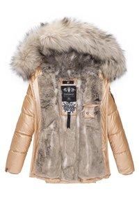 Navahoo - TIKUNAA - Winter jacket - gold - 4