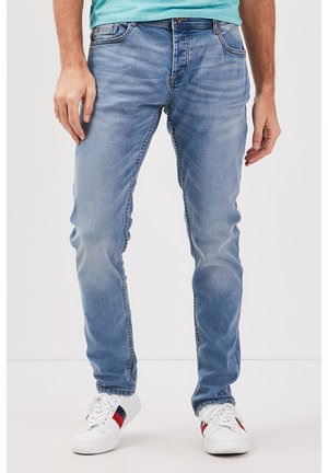 INSTINCT - Straight leg jeans - denim used