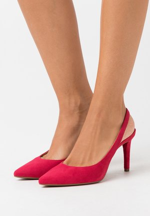 FLEX LUCILLE - High heels - dark raspberry