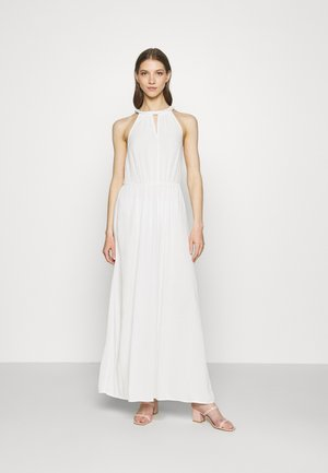 VIMESA BRAIDED DRESS - Maxikleid - snow white