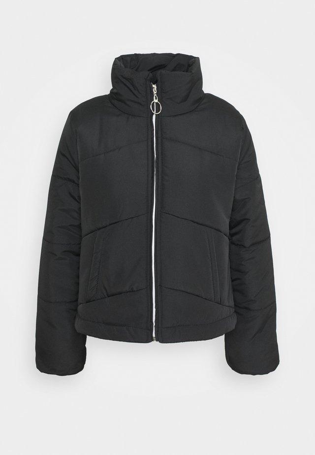 SIYAH - Zimní bunda - black