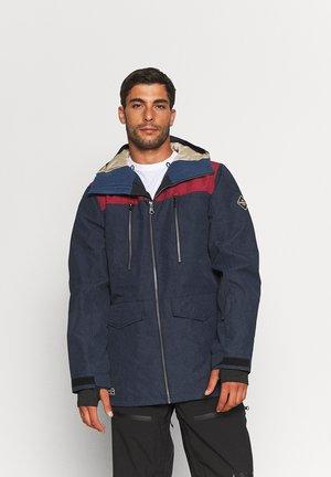 FAIRBANKS - Snowboard jacket - navy blazer