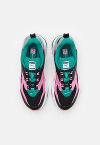 Puma - FAST - Trainers - black/sachet pink/parasailing - 3