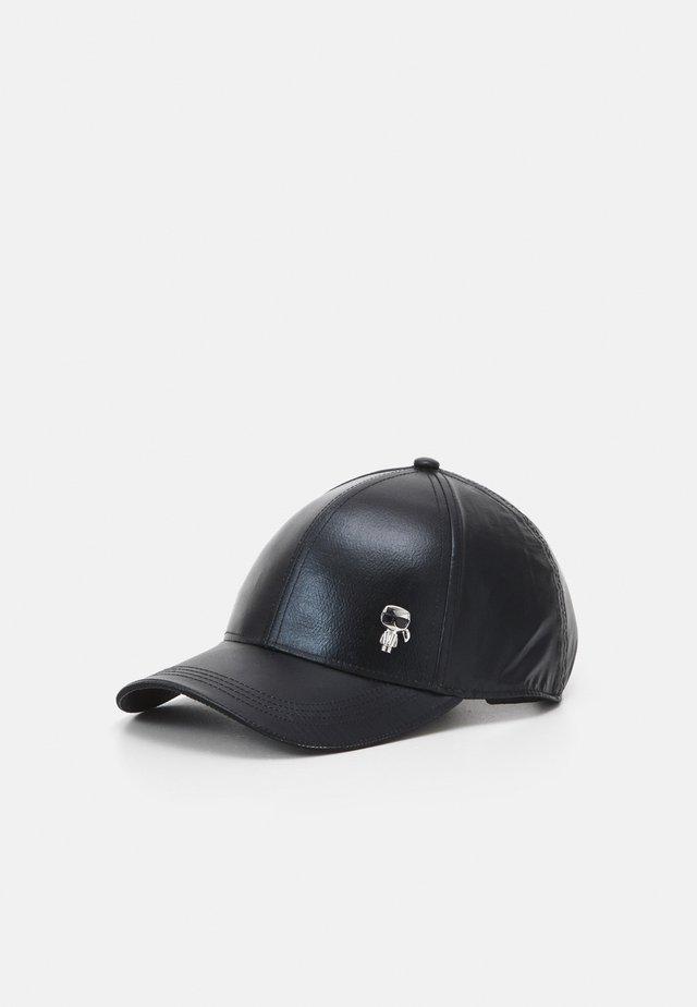 IKONIK PIN - Cappellino - black