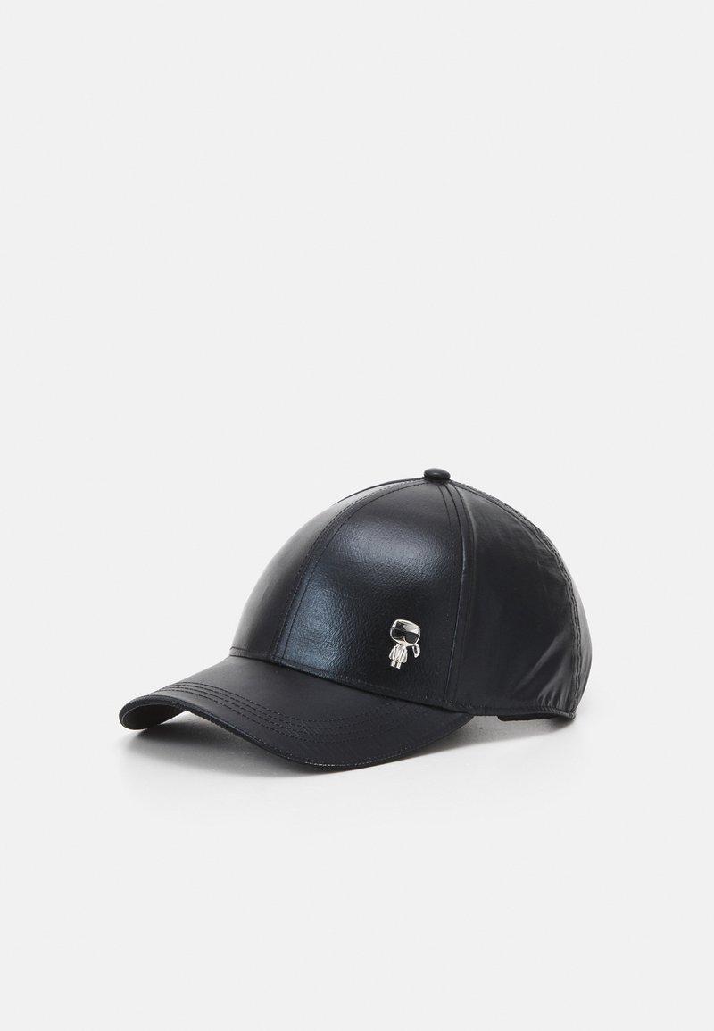 KARL LAGERFELD - IKONIK PIN - Cap - black