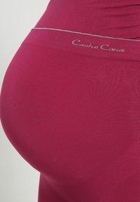 Cache Coeur - ILLUSION - Legíny - cassis - 3