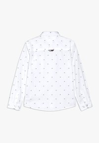 Tommy Hilfiger - FLAG OXFORD - Camicia - white - 1