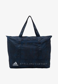 adidas by Stella McCartney - LARGE TOTE - Sporttas - blue/black/white - 1