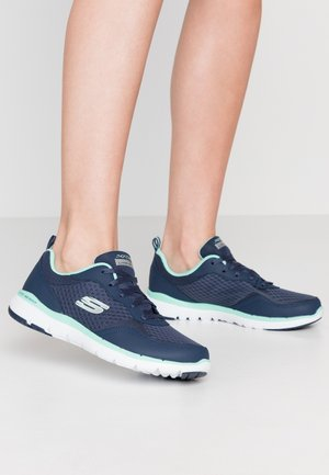 FLEX APPEAL 3.0 - Trainers - navy/aqua