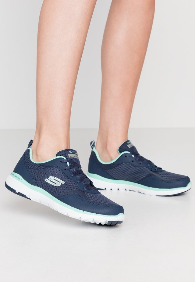 FLEX APPEAL 3.0 - Sneakers laag - navy/aqua