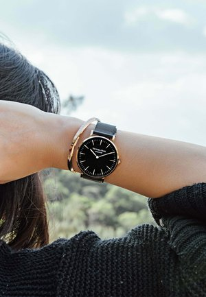 METROPOLITAN MODERN - Watch - schwarz