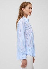 Marc O'Polo - Button-down blouse - blue - 3