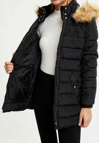 DeFacto - Winter coat - black - 2