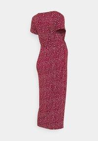 Supermom - DRESS PEBBLES - Maxi šaty - sun-dried tomato - 1