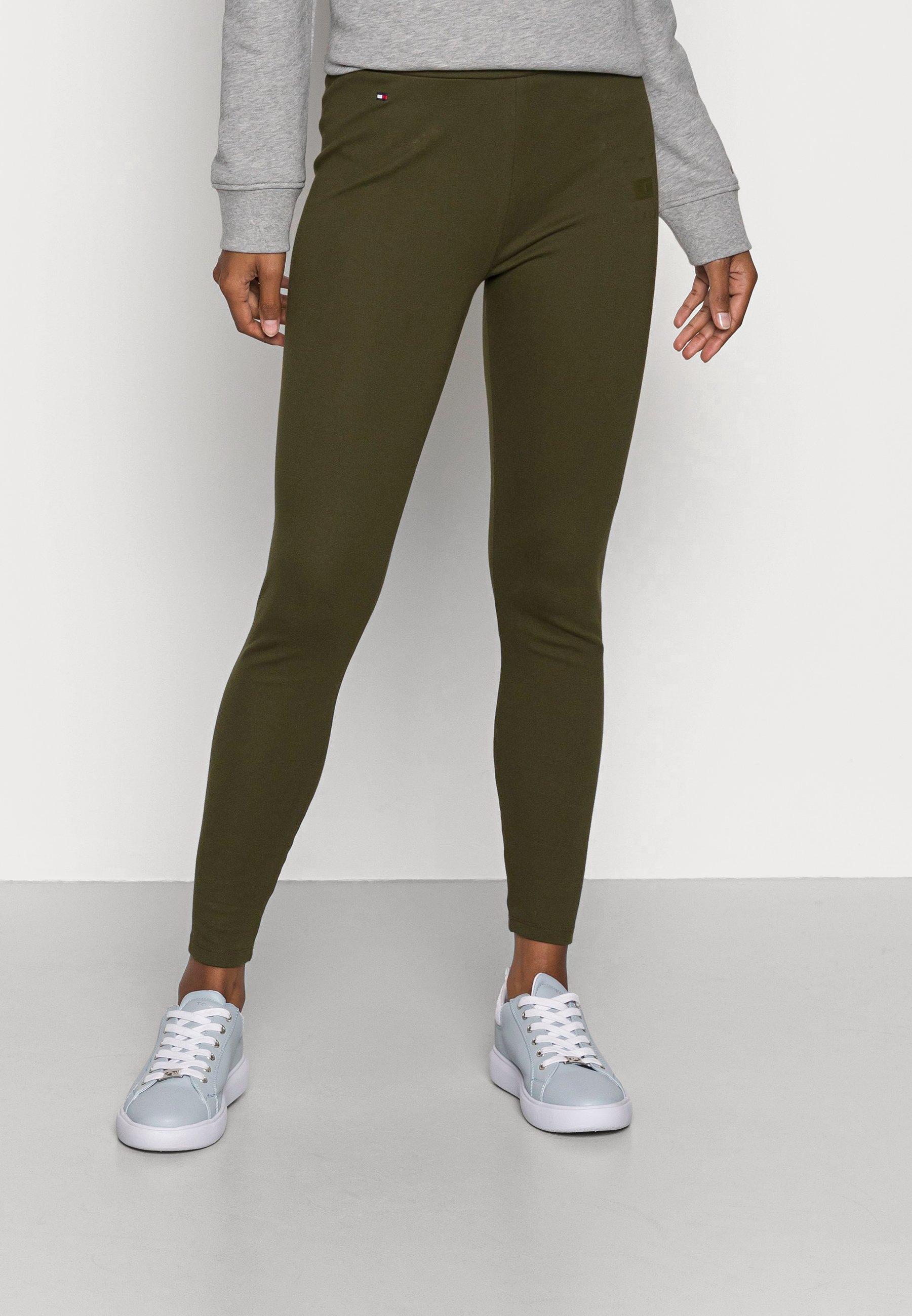Women SLIM STRETCH  - Leggings - Trousers