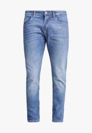PIERS STRETCH - Slim fit jeans - mid stone wash denim blue