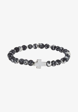 CROSS BREED BRACELET - Náramek - black