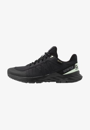 ASTRORIDE TRAIL GTX 2.0 - Trail running shoes - black/cold grey/emerald