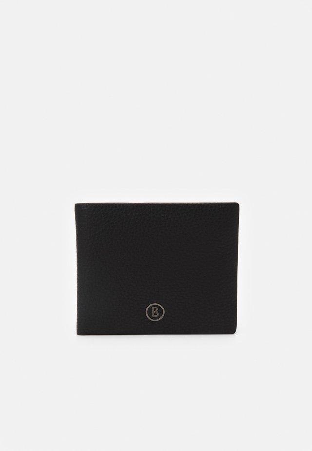 VAIL DEVIN BILLFOLD UNISEX - Geldbörse - black