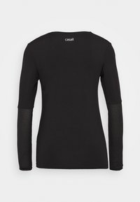 Casall - ICONIC - Long sleeved top - black - 1