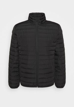 LIGHTWEIGHT PUFFER JACKETS - Lehká bunda - true black