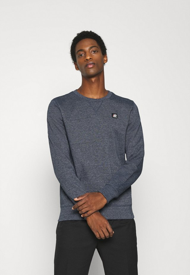 Sweater - deep capri