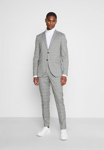 SLHSLIM KYLELOGAN - Kostym - light gray