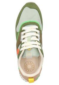 Scotch & Soda - Sneakers laag - green/cream multi s - 3