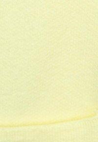 Zwillingsherz - JANINA BASIC - Cardigan - gelb - 2