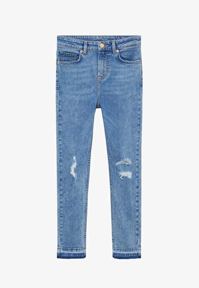 BEACH - Jeans Skinny Fit - mittelblau