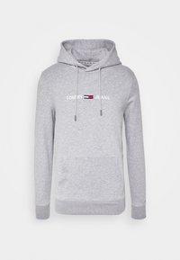 Tommy Jeans - Sweat à capuche - light grey heather - 4