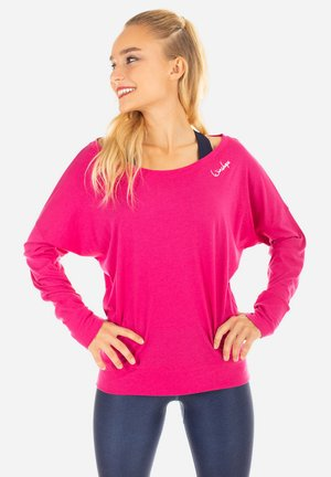 MCS002 ULTRA LIGHT - Sweatshirt - deep pink