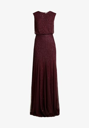 NEW MAJE MAXI - Occasion wear - burgundy