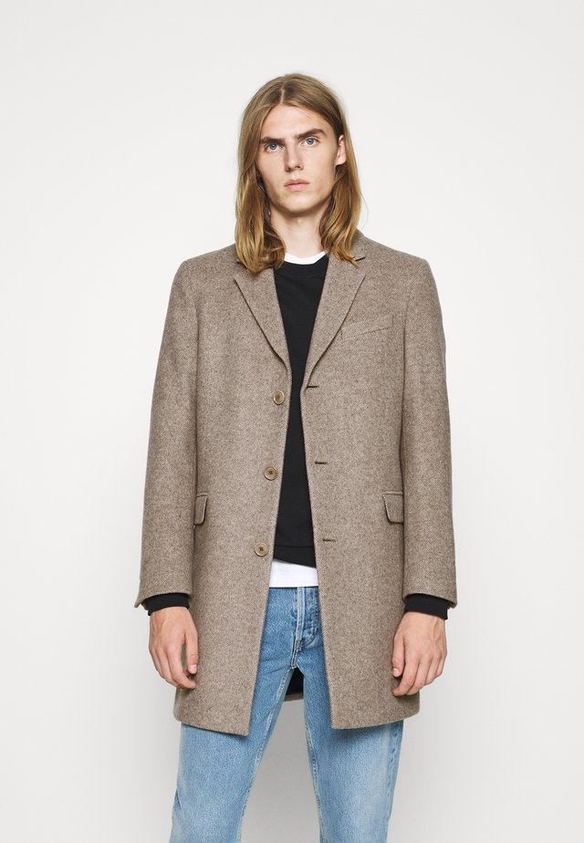 BLACOT - Wollmantel/klassischer Mantel - beige