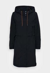 EASY COAT - Classic coat - black