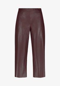Gerry Weber - Trousers - dark chestnut - 3