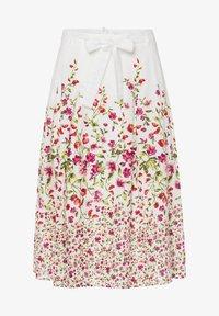 zero - A-line skirt - offwhite - 4
