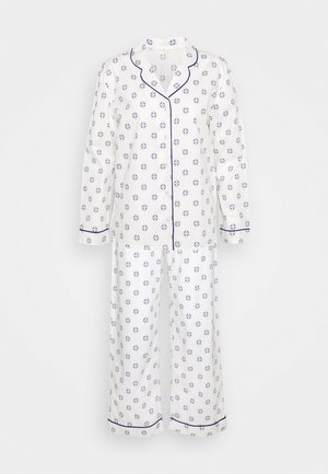 HANGING TILE SET - Pyžamová sada - white