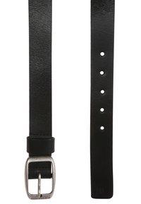 G-Star - BRYN - Belt - black/antic silver - 1