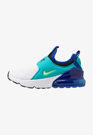 AIR MAX 270 EXTREME - Instappers - white/ghost green/oracle aqua/hyper blue