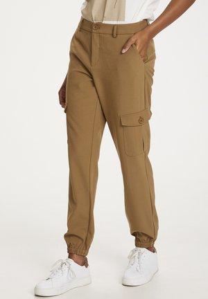 KAEDA  - Pantalones cargo - ermine