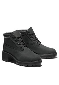 Timberland - KINSLEY WP NELLIE - Lace-up ankle boots - black nubuck - 2