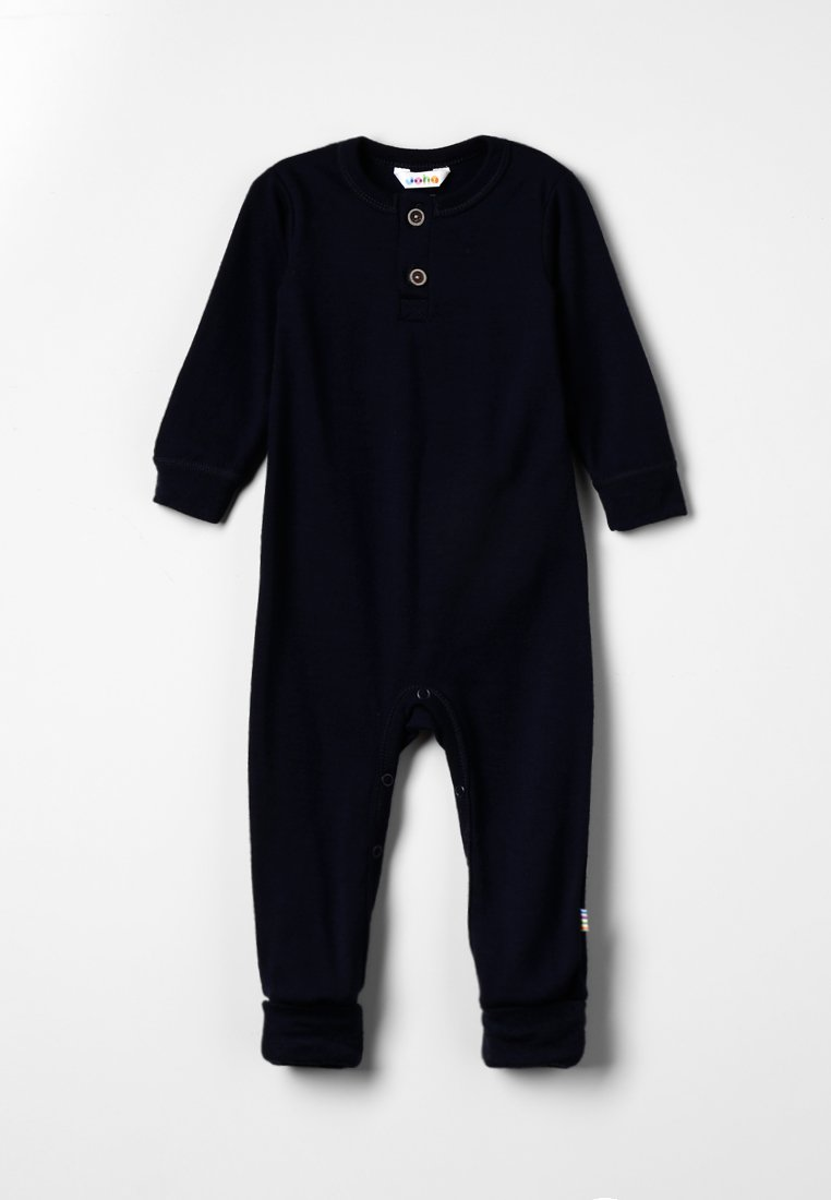 Joha - JUMPSUIT 2IN1 FOOT BABY - Pijama de bebé - navy