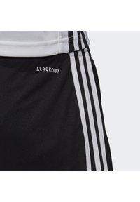 adidas Performance - DEUTSCHLAND DFB HEIMSHORTS - Sports shorts - black/white - 6