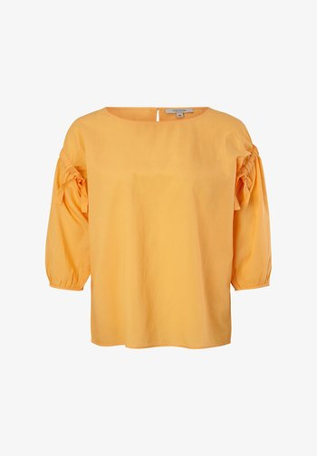 Blouse - mango sorbet