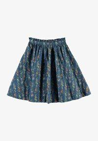 Molo - BRISANI - A-line skirt - vertical flora mini - 0