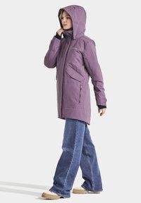 Didriksons - TANJA - Winter coat - eggplant - 3