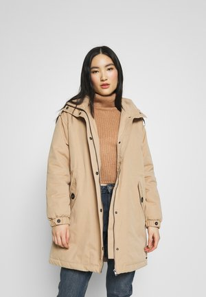NUANALISA JACKET - Winter coat - tannin